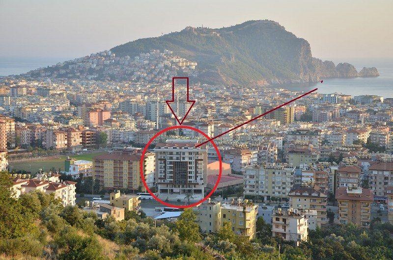 Пентхаус в Аланье, Турция, 250 м2 - фото 1
