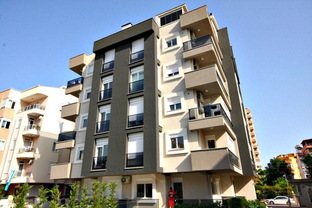 Квартира в Анталии, Турция, 140 м2 - фото 1