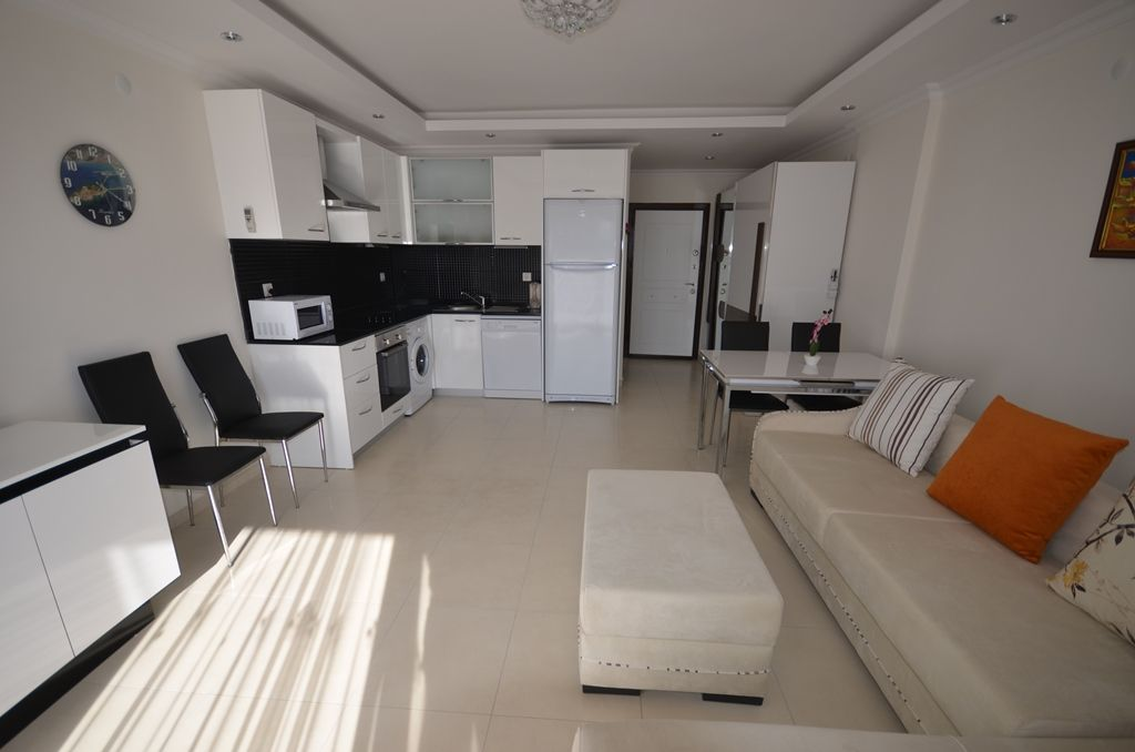 Квартира в Аланье, Турция, 47 м2 - фото 1