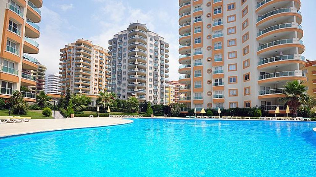 Квартира в Аланье, Турция, 39 м2 - фото 1