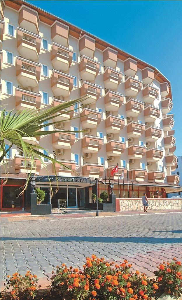 Отель, гостиница в Аланье, Турция, 2100 м2 - фото 1