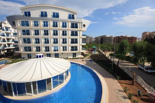 Квартира в Анталии, Турция, 70 м2 - фото 1