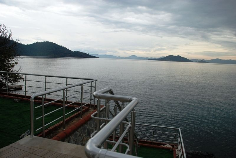 Купить виллу в турции на берегу моря