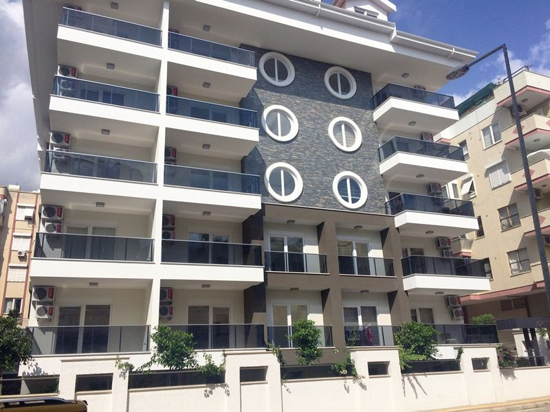 Квартира в Аланье, Турция, 52 м2 - фото 1