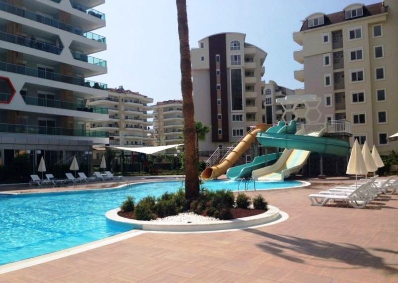 Квартира в Аланье, Турция, 81 м2 - фото 1