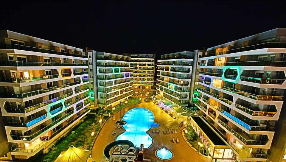 Квартира в Аланье, Турция, 87 м2 - фото 1