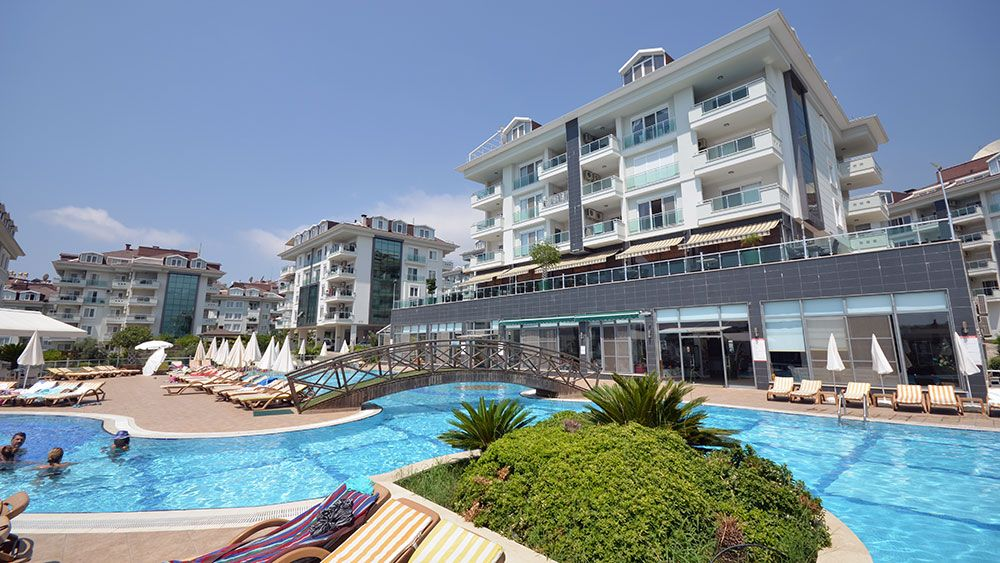 Квартира в Аланье, Турция, 63 м2 - фото 1