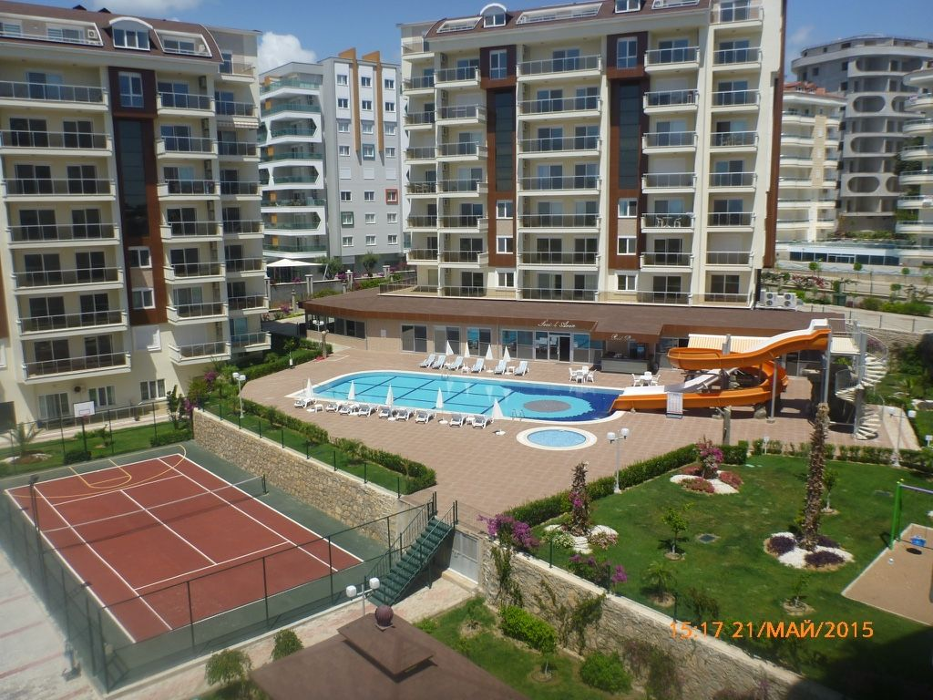 Квартира в Аланье, Турция - фото 1