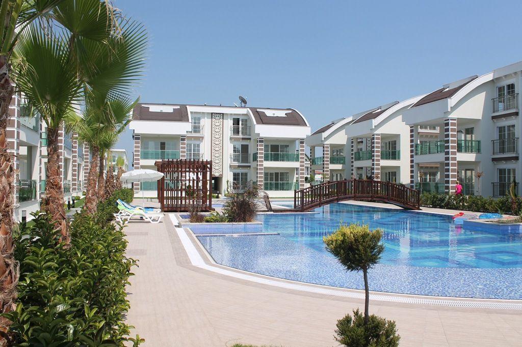 Квартира в Сиде, Турция, 105 м2 - фото 1