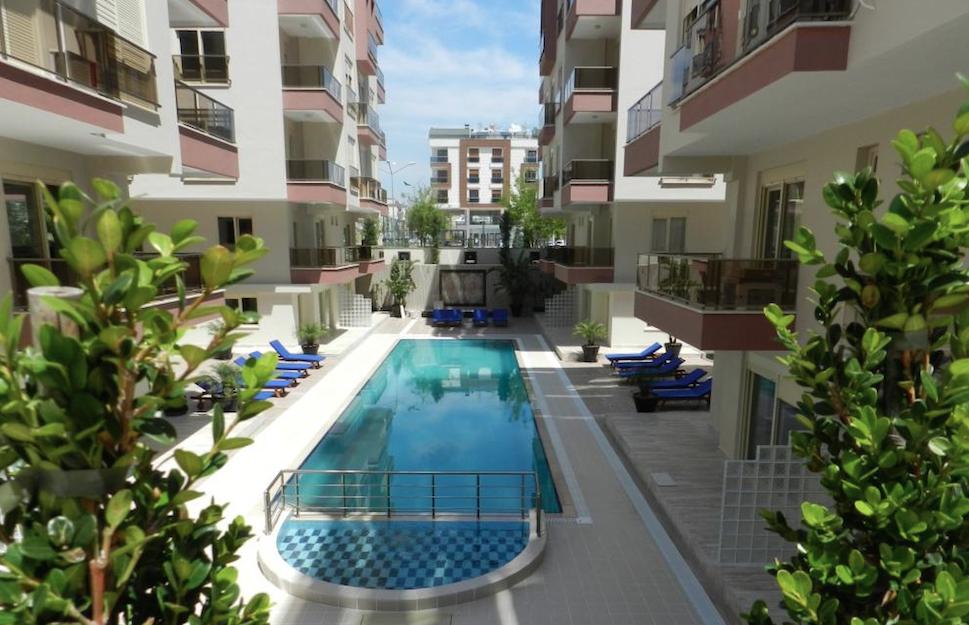 Квартира в Анталии, Турция, 68 м2 - фото 1