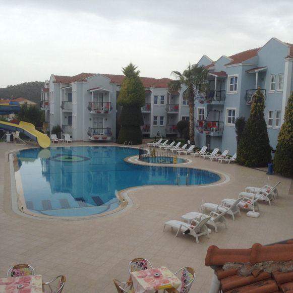 Отель, гостиница в Фетхие, Турция, 3974 м2 - фото 1
