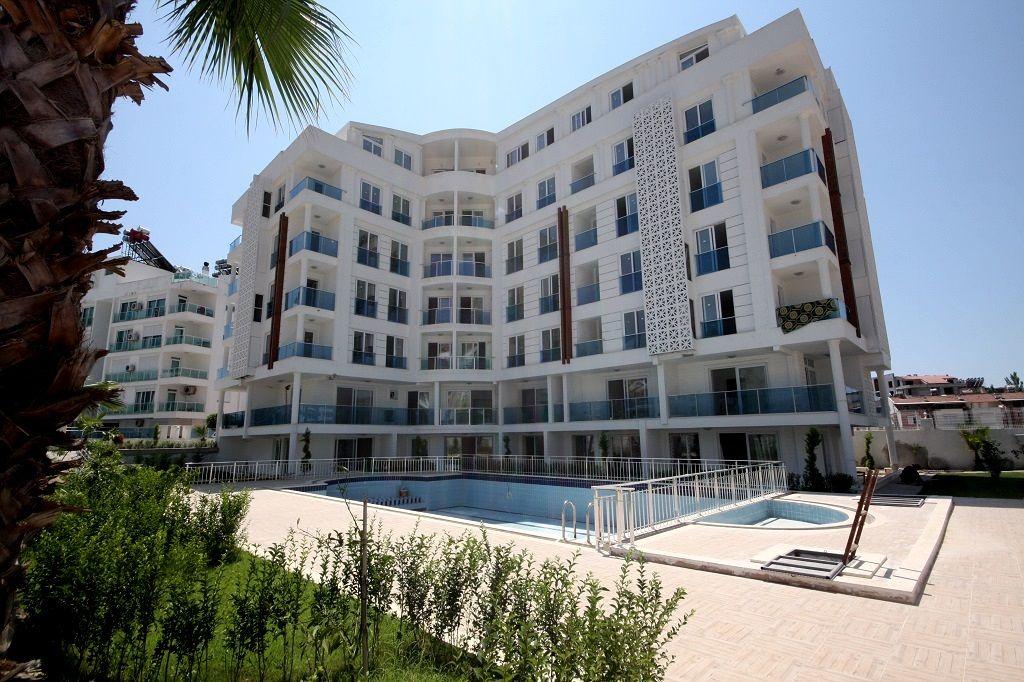 Квартира в Анталии, Турция, 55 м2 - фото 1
