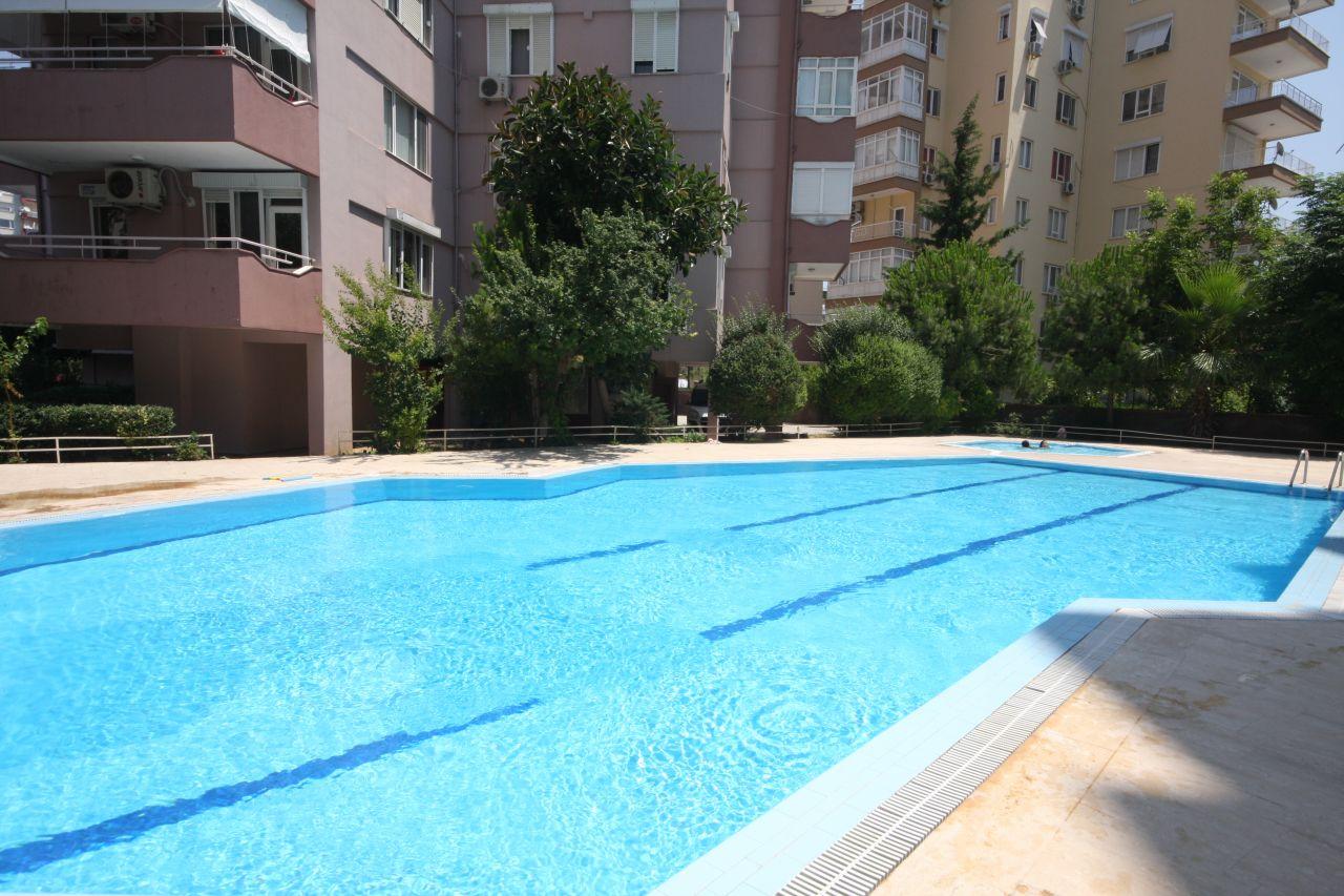 Квартира в Анталии, Турция, 200 м2 - фото 1