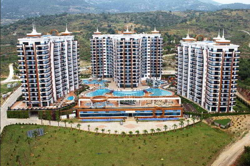 Квартира в Аланье, Турция, 126 м2 - фото 1
