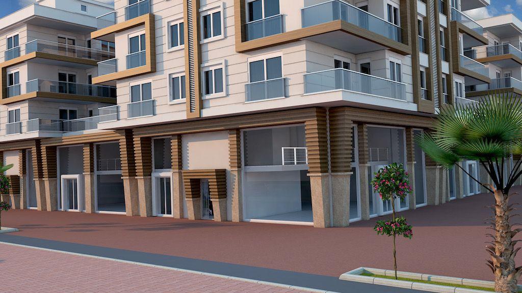 Коммерческая недвижимость в Анталии, Турция, 308 м2 - фото 1
