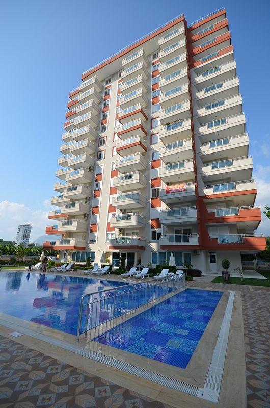 Квартира в Аланье, Турция, 62 м2 - фото 1