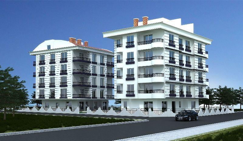 Квартира в Коньяалты, Турция, 55 м2 - фото 1