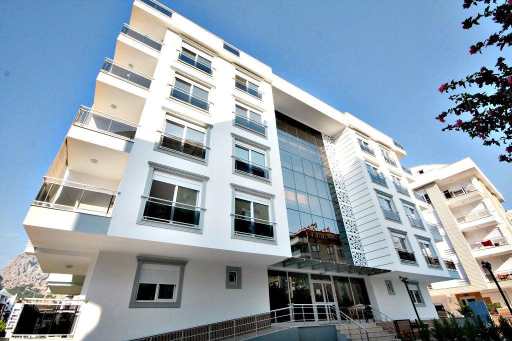 Квартира в Анталии, Турция, 75 м2 - фото 1