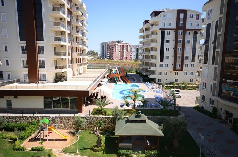 Квартира в Аланье, Турция, 86 м2 - фото 1