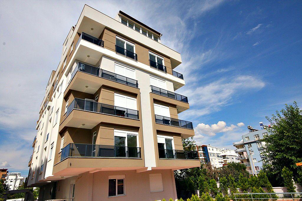 Квартира в Анталии, Турция, 80 м2 - фото 1