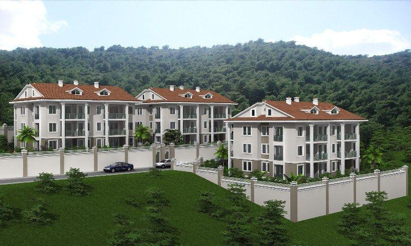 Квартира в Фетхие, Турция, 120 м2 - фото 1
