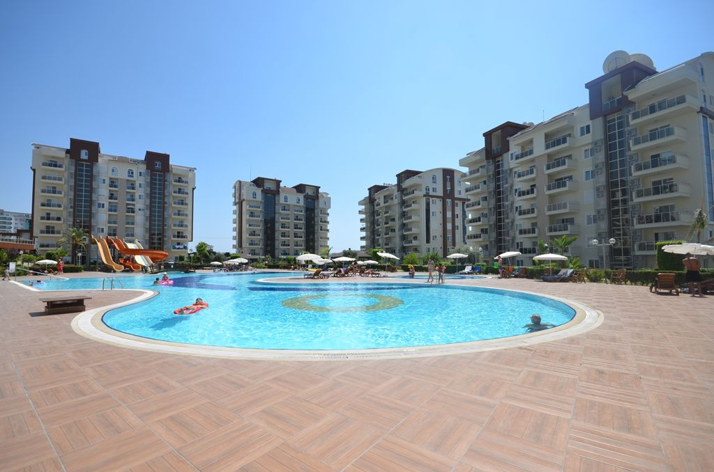Квартира в Аланье, Турция, 98 м2 - фото 1