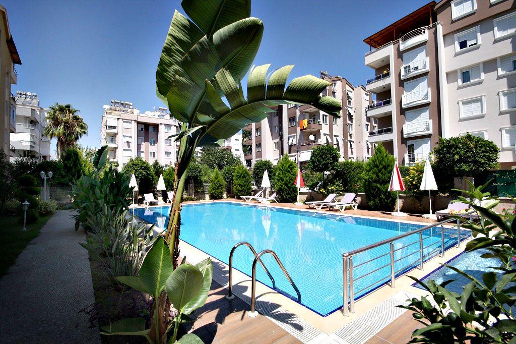 Квартира в Анталии, Турция, 60 м2 - фото 1