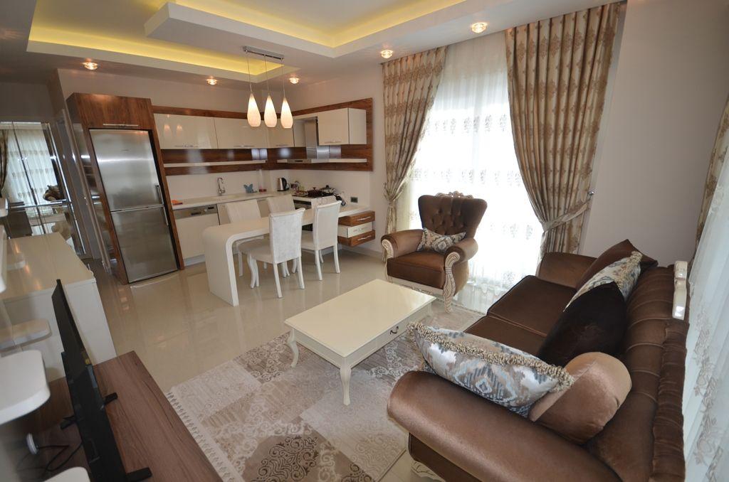 Квартира в Аланье, Турция, 112 м2 - фото 1