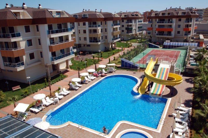 Пентхаус в Аланье, Турция, 150 м2 - фото 1