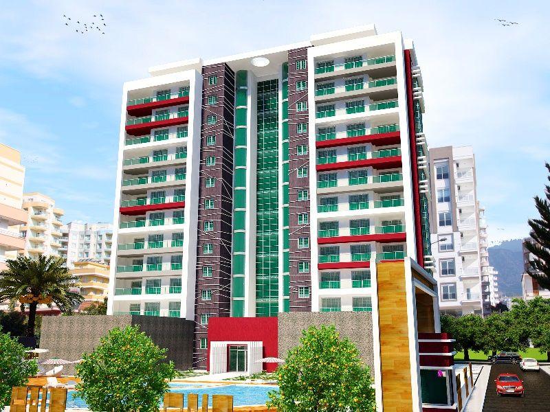 Квартира в Аланье, Турция, 83 м2 - фото 1