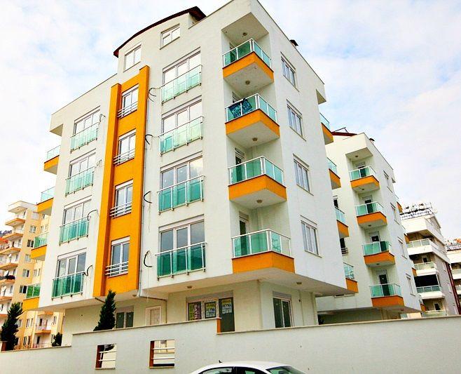 Квартира в Анталии, Турция, 100 м2 - фото 1