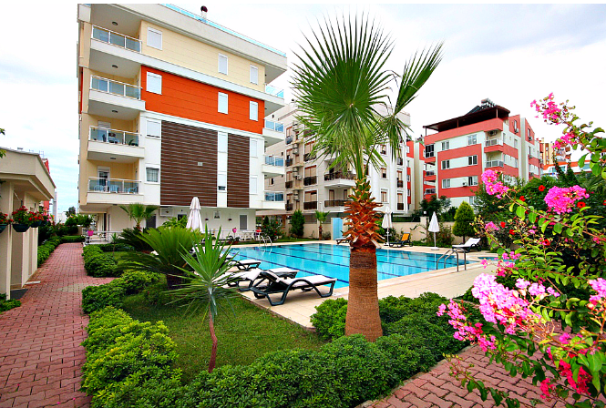 Квартира в Анталии, Турция, 120 м2 - фото 1