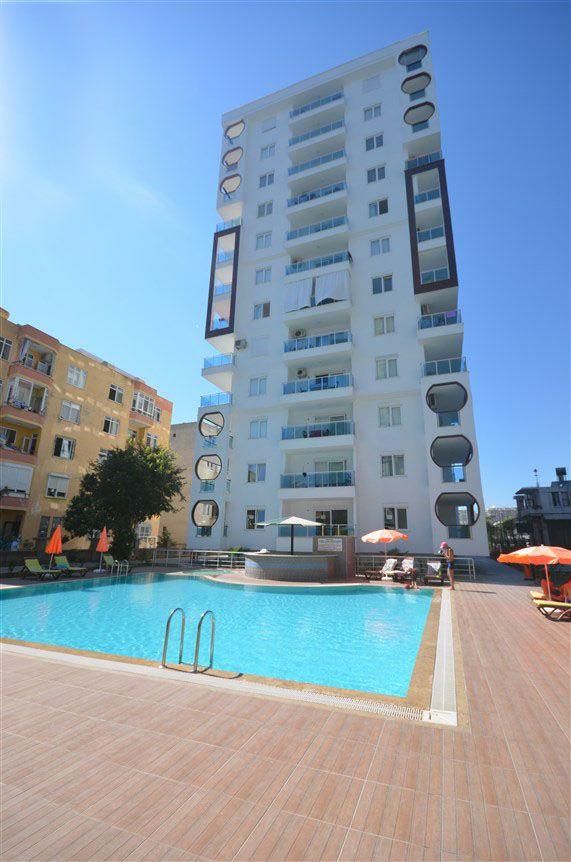 Квартира в Аланье, Турция, 38 м2 - фото 1