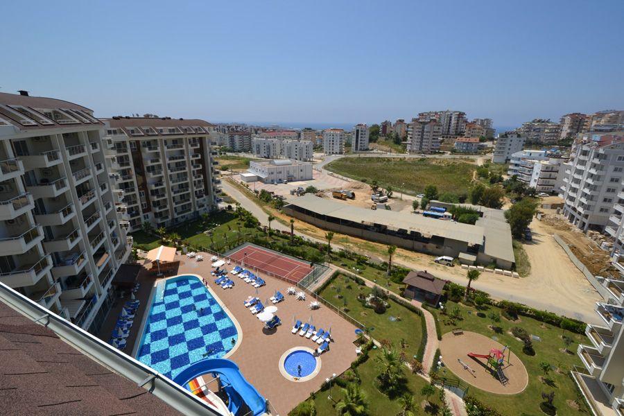 Квартира в Аланье, Турция, 48 м2 - фото 1