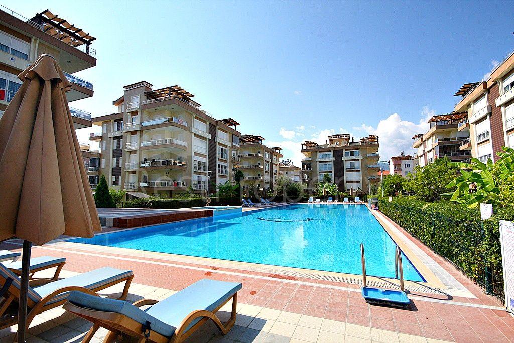 Пентхаус в Анталии, Турция, 260 м2 - фото 1