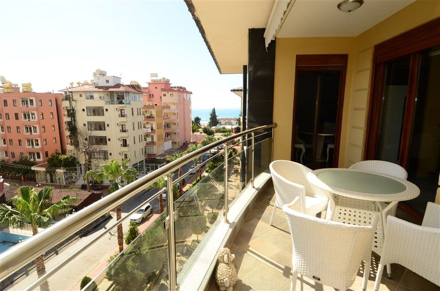 Квартира в Аланье, Турция, 142 м2 - фото 1