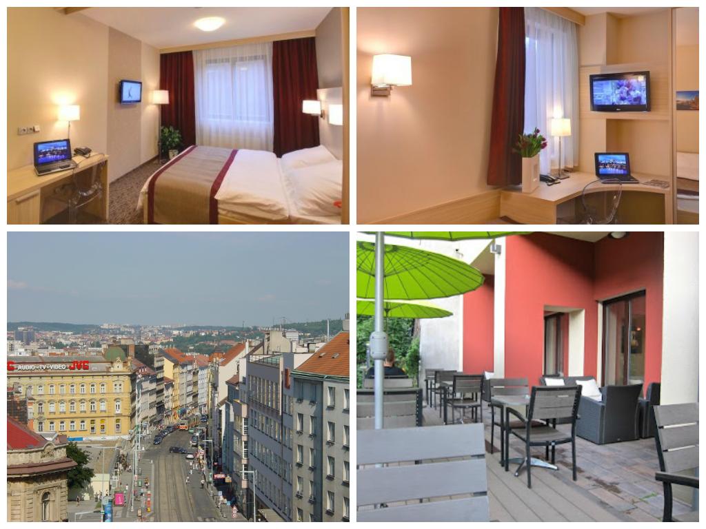 Отель, гостиница в Праге, Чехия, 2113 м2 - фото 1