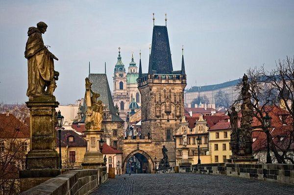 Отель, гостиница в Праге, Чехия, 950 м2 - фото 1