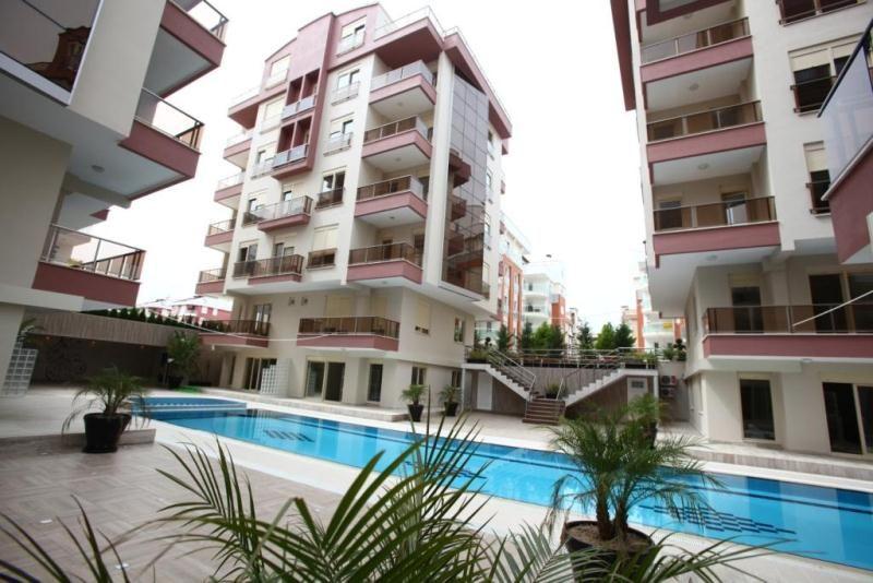 Квартира в Анталии, Турция, 136 м2 - фото 11
