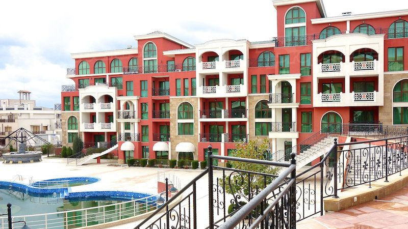 Апартаменты в Святом Власе, Болгария, 67.7 м2 - фото 1