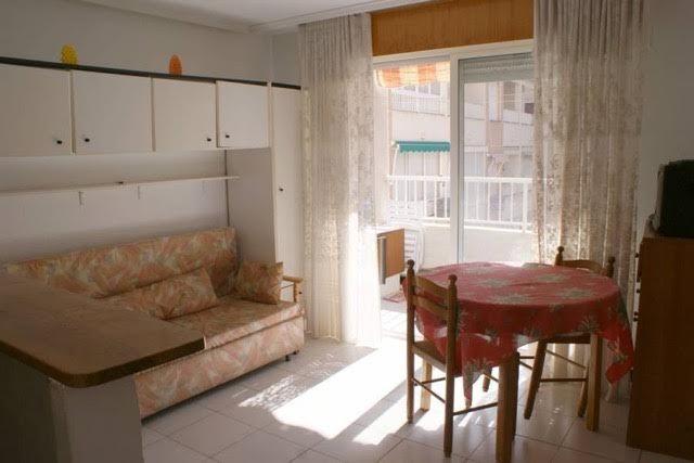 Квартира в Торревьехе, Испания, 32 м2 - фото 1