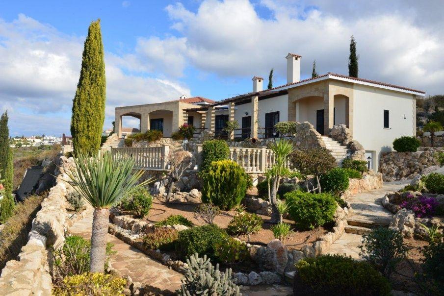 Вилла в Пафосе, Кипр, 1299 м2 - фото 1