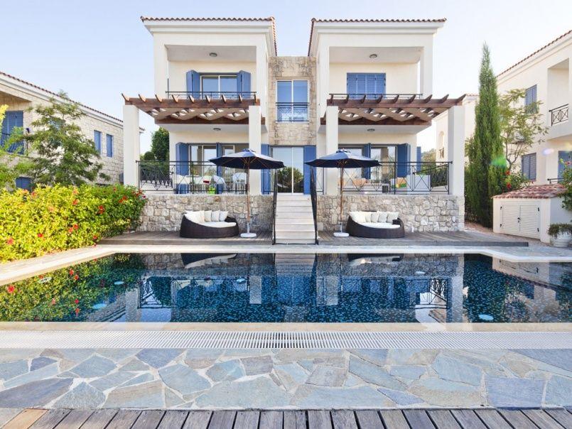 Вилла в Полисе, Кипр, 335 м2 - фото 1