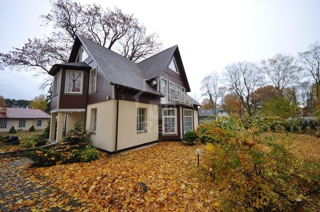 Дом в Юрмале, Латвия, 1500 м2 - фото 1