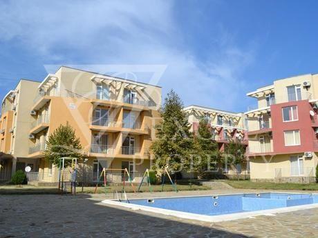 Квартира на Солнечном берегу, Болгария, 49 м2 - фото 1