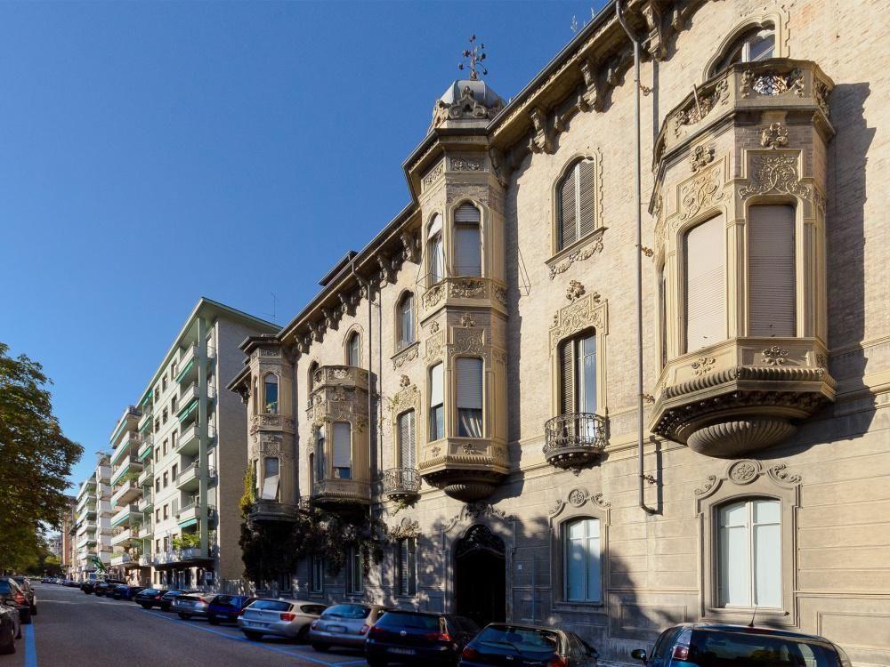 Офис в Турине, Италия, 500 м2 - фото 1