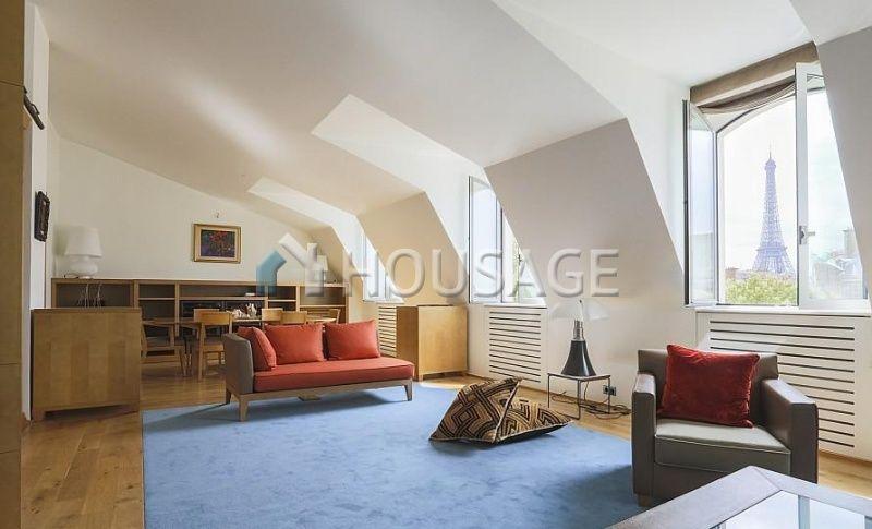 Квартира в Париже, Франция, 193 м2 - фото 1