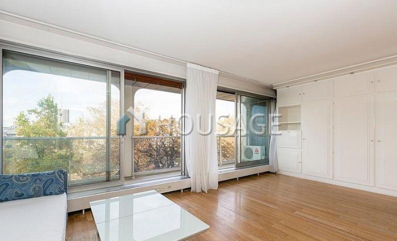 Квартира в Париже, Франция, 42 м2 - фото 1