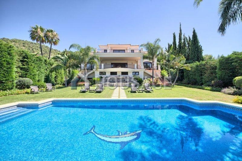 Цены на недвижимость в марбелье испания