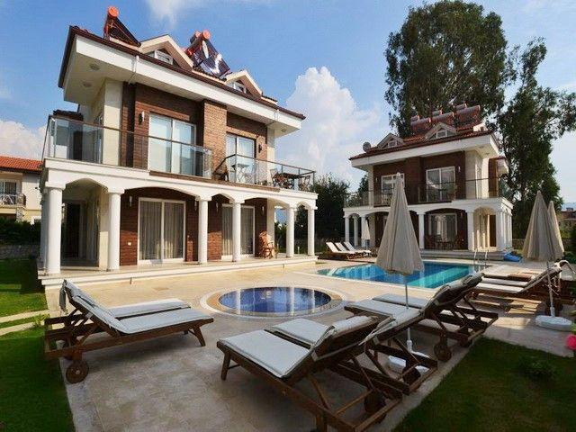 Апартаменты в Фетхие, Турция, 85 м2 - фото 1